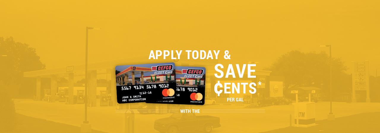 Fleet Card, Better Gas Management - CEFCO Convenience Stores
