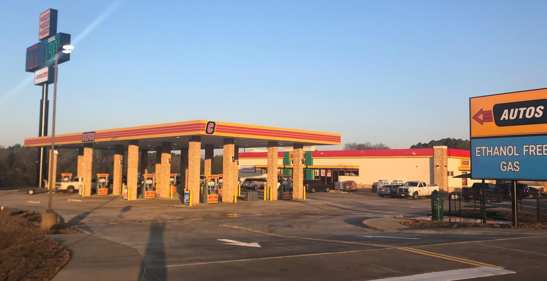 CEFCO Press Release -New Gas Station Near Me- Store 104