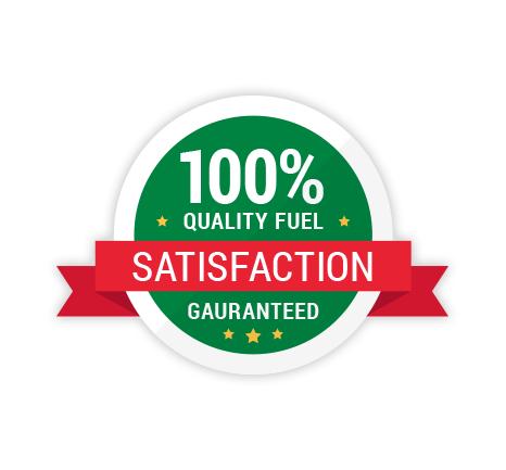 CEFCO-Qaulity-Gas-Satisfaction-Gaurenteed-Badge