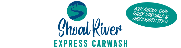Shoal River Express Car Wash Packages