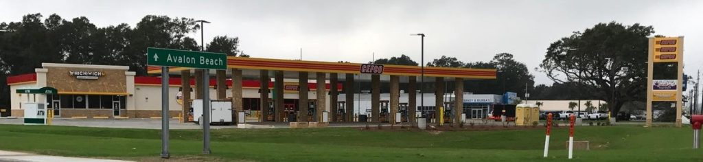 CEFCO Convenience Stores Gas Station
