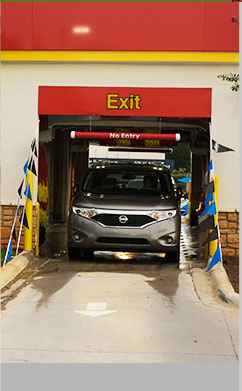 Gas Station With Drive Thru Car Wash >> The CEFCO Convenience Stores' Experience - About Us